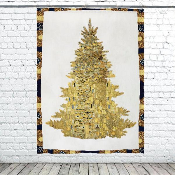 Christmas Tree / Gustav Klimt