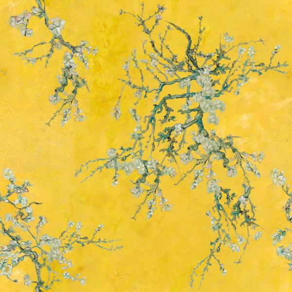 Almond Blossom (Yellow edition)