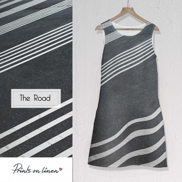 Linen dress / The Road