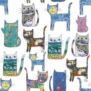 Cats from Artworks