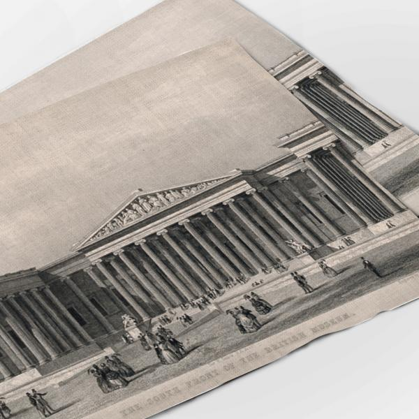 Placemats set / The British Museum
