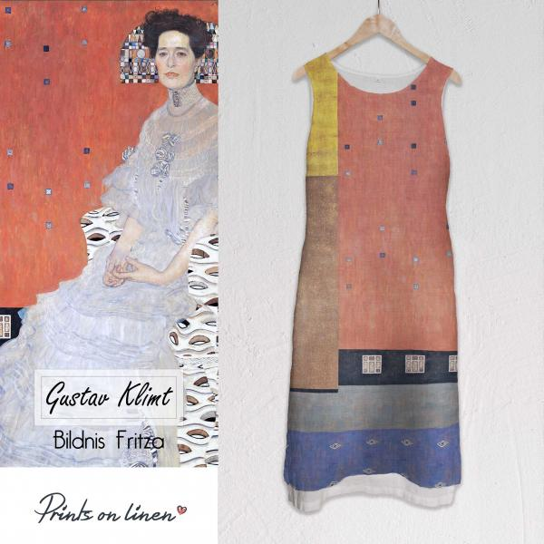 Long dress / Bildnis Fritza