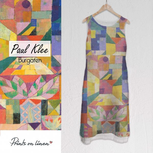 Long dress / Paul Klee PK07