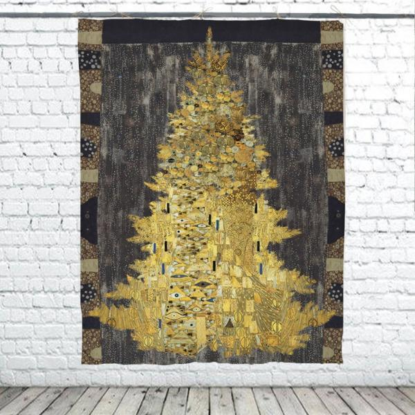 Christmas Tree / Gustav Klimt II