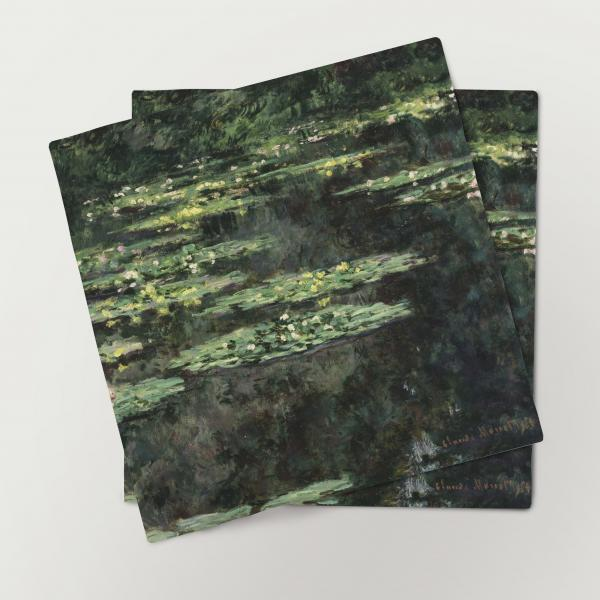 Napkins / Water Lilies 1904